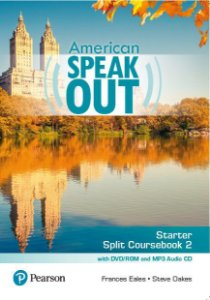 Speakout - American - Starter - Split Coursebook 2 With Dvd-Rom And Mp3 Audio Cd