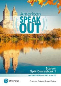 Speakout - American - Starter - Split Coursebook 1 With Dvd-Rom And Mp3 Audio Cd