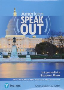 Speakout - American - Intermediate - Student Book With Dvd-Rom And Mp3 Audio Cd & Mel Access Code