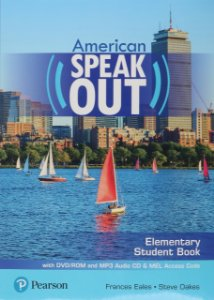 Speakout - American - Elementary - Student Book With Dvd-Rom And Mp3 Audio Cd & Mel Access Code