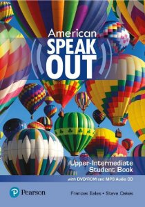 Speakout - American - Upper-Intermediate - Student Book Split 1 With Dvd-Rom And Mp3 Audio Cd