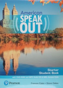 Speakout - American - Starter - Student Book With Dvd-Rom And Mp3 Audio Cd & Mel Access Code