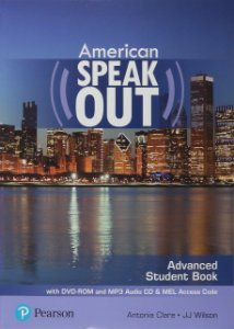 Speakout - American - Advanced - Student Book With Dvd-Rom And Mp3 Audio Cd & Mel Access Code