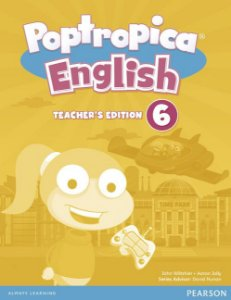 Poptropica English 6 - Teacher'S Edition - American Edition - Online World Access Card Pack