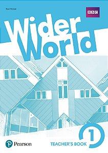 Wider World 1 - Teacher'S Book