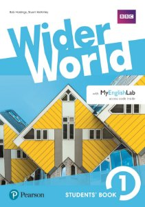 Wider World 1 - Students' Book With Myenglishlab Pack