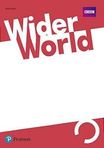 Wider World - Starter - Workbook With Online Homework Pack