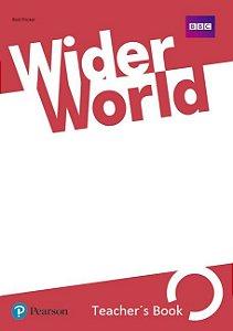 Wider World - Starter - Teacher'S Book