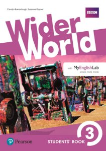 Wider World 3 - Students' Book With Myenglishlab Pack
