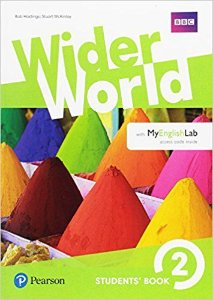 Wider World 2 - Students' Book With Myenglishlab Pack