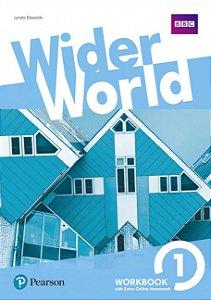 Wider World 1 - Workbook With Extra Online Homework Pack