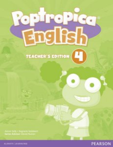 Poptropica English 4 - Teacher'S Edition - American Edition - Online World Access Card Pack