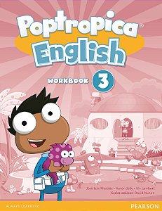 Poptropica English 3 - Workbook - American Edition