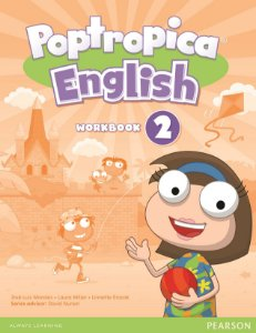 Poptropica English 2 - Workbook - American Edition