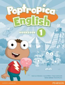 Poptropica English 1 - Workbook - American Edition