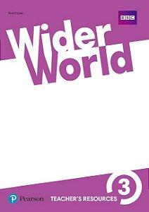 Wider World 3 - Teacher'S Resources