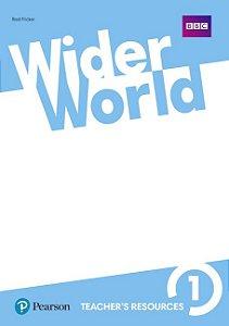 Wider World 1 - Teacher'S Resources