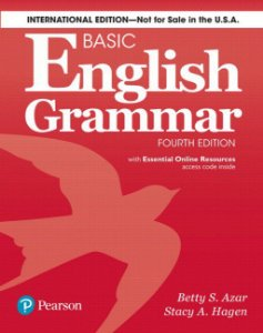 Basic English Grammar - Basic - Student Book With Essential Online Resources