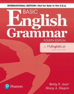 Basic English Grammar - Student Book With Myenglishlab
