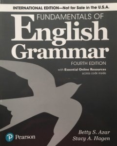 Fundamentals Of English Grammar - Student Book With Essential Online Resources