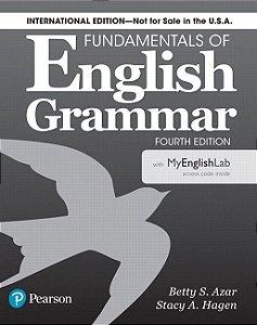 Fundamentals Of English Grammar - Student Book With Myenglishlab