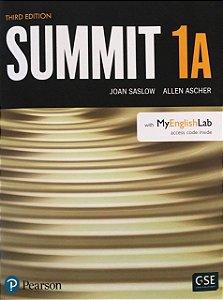 Summit 1A - Student Book With Myenglishlab