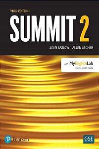Summit 2 - Student Book With Myenglishlab