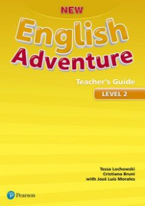 New English Adventure 2 - Teacher'S Guide