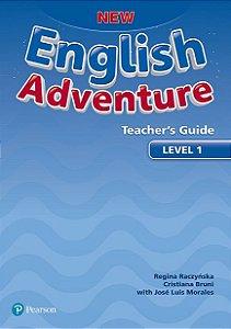 New English Adventure 1 - Teacher'S Guide