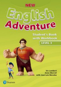 New English Adventure 3 - Student'S Book With Workbook