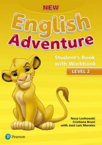 New English Adventure 2 - Student'S Book With Workbook