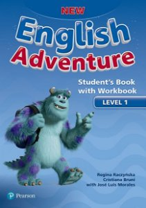 New English Adventure 1 - Student'S Book With Workbook