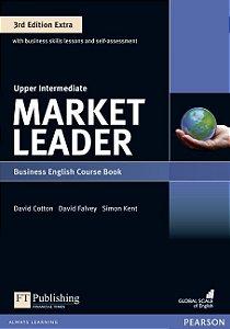 Market Leader - Upper Intermediate - Business English Course Book