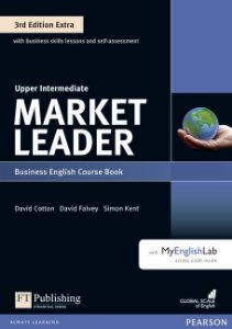 Market Leader - Upper Intermediate - Business English Course Book - With Myenglishlab