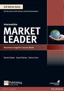 Market Leader - Intermediate - Business English Course Book