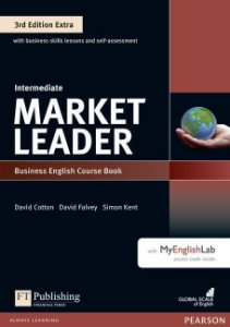 Market Leader - Intermediate With Myenglishlab - Business English Course Book
