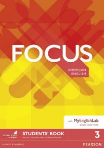Focus 3 - Students' Book With Myenglishlab Pack