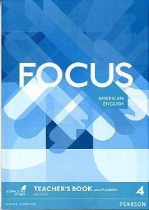 Focus 4 - Teacher'S Book Plus Multirom