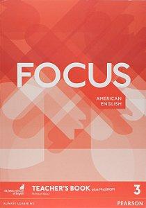 Focus 3 - Teacher'S Book Plus Multirom