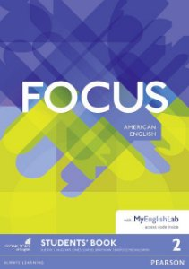 Focus 2 - Students' Book With Myenglishlab Pack