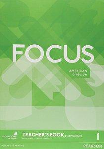 Focus 1 - Teacher'S Book Plus Multirom