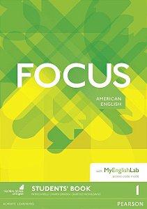 Focus 1 - Students' Book With Myenglishlab