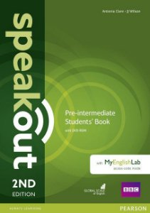 Speakout - Pre-Intermediate - Students' Book With Dvd-Rom And Myenglishlab Access Code Pack
