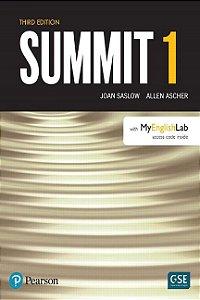 Summit 1 - Student Book With Myenglishlab