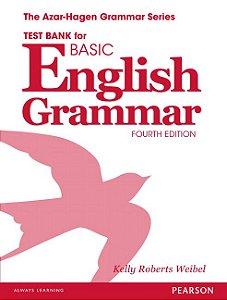 Test Bank For Basic English Grammar