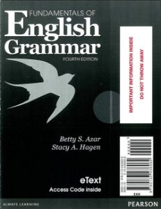 Fundamentals Of English Grammar - Student Etext With Audio