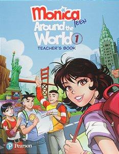 Monica Teen - Around The World 1 - Teacher'S Book
