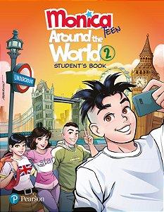 Monica Teen - Around The World 2 - Student'S Book