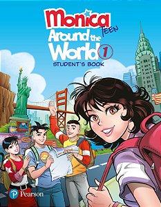 Monica Teen - Around The World 1 - Student'S Book - Pack