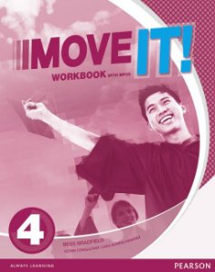 MoveIt! 4 - Workbook With Mp3S